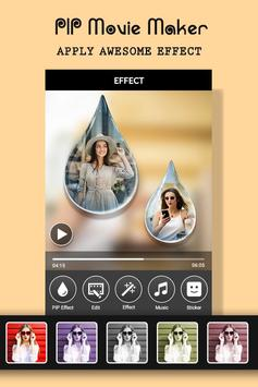 PIP Camera Photo Video Maker With Music poster