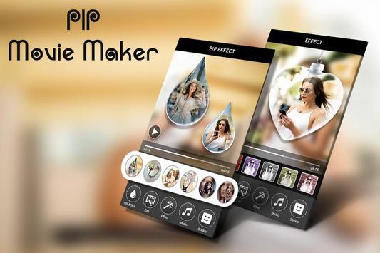 PIP Camera Photo Video Maker With Music screenshot 3