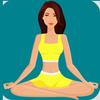 Yoga zum Abnehmen Zeichen