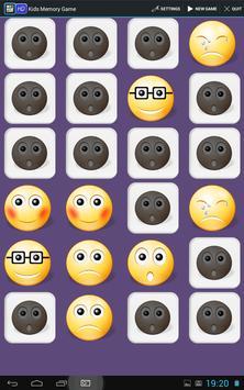Kids Memory Game - Educational apk screenshot