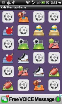 Kids Memory Game screenshot 3