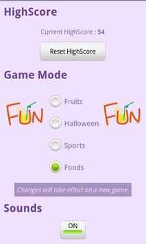 Game Kids Memory Game screenshot 5