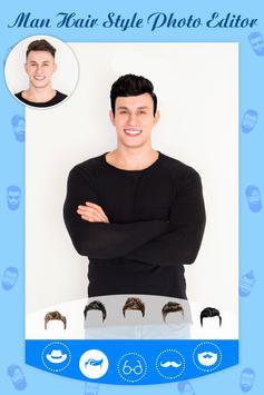 Men Hair Style poster