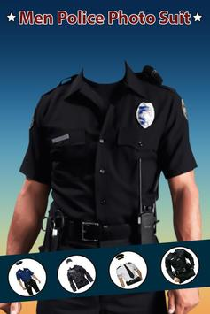 Man Mustache Police Photo Suit : Police Photo Suit screenshot 5