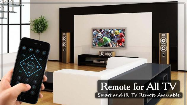 Remote for All TV: Universal Remote Control poster