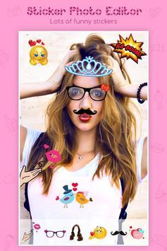 Face Filter, Sticker, Selfie Editor : Photo Editor screenshot 4