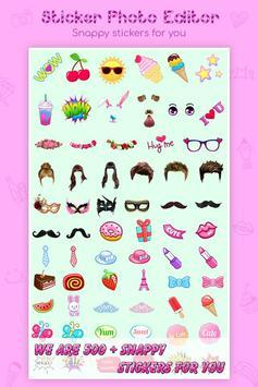 Face Filter, Sticker, Selfie Editor : Photo Editor poster