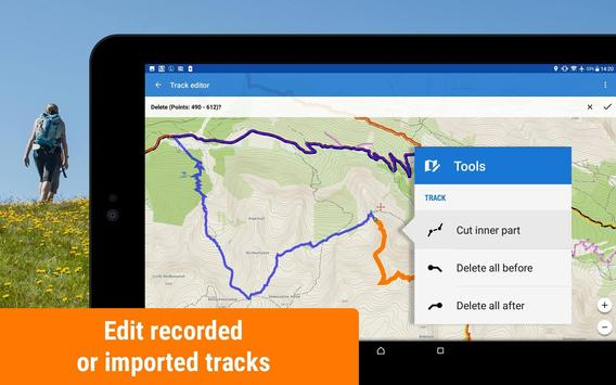 Locus map free hiking gps navigation and maps apk download locus map free hiking gps navigation and maps apk screenshot gumiabroncs Images