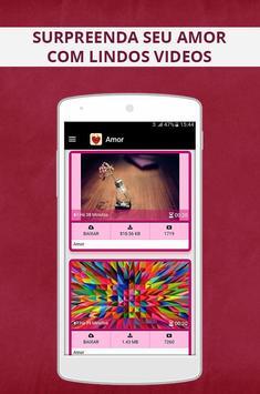 Mensagem de amor para namorados screenshot 4