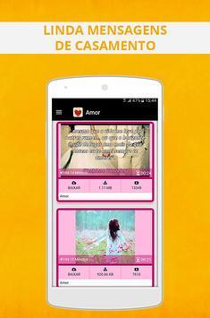 Mensagem de amor para namorados screenshot 5