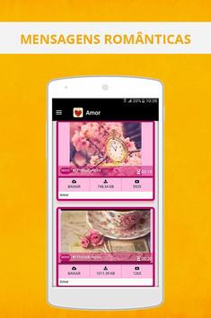 Mensagem de amor para namorados screenshot 17