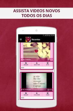 Mensagem de amor para namorados screenshot 16