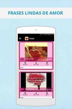 Mensagem de amor para namorados screenshot 22