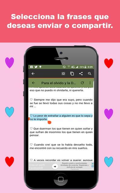 Mensajes Y Frases De Amor для андроид скачать Apk