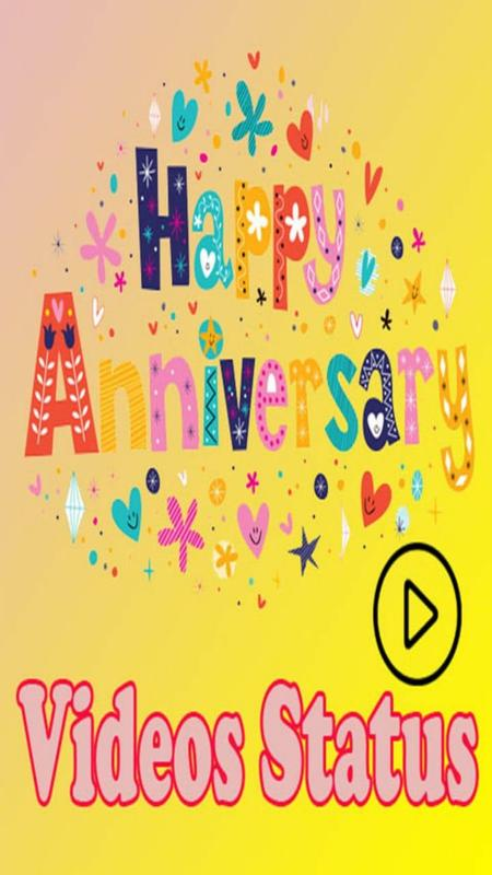 Happy Marriage Anniversary Status Video Song Hindi For Android Apk