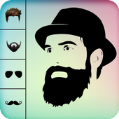 Man HairStyle Photo Editor icon