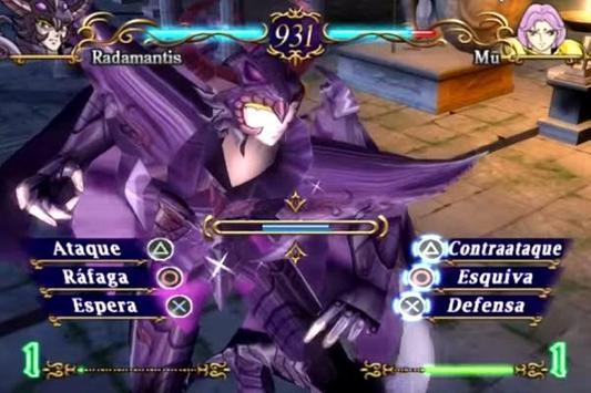 Guide Saint Seiya screenshot 1