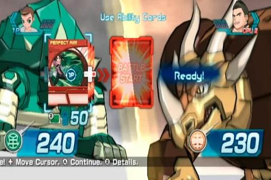 Tips Bakugan Battle Brawlers screenshot 4