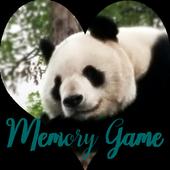 Panda - Memory Game icon