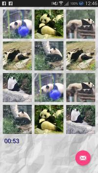 Panda - Memory Game poster