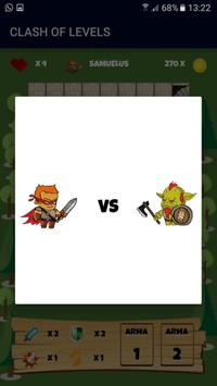 Clash of Levels apk screenshot