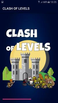 Clash of Levels poster