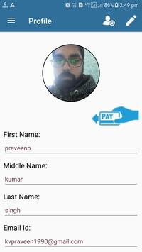 Mera Driver Register screenshot 3