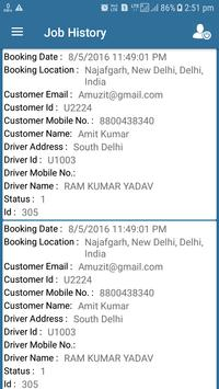 Mera Driver Register screenshot 5