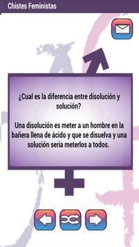 Chistes machistas y feministas poster