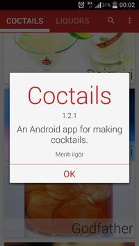 COCKTAILS apk screenshot