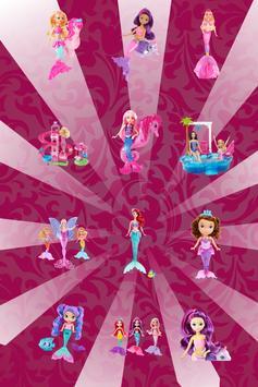 Mermaid Princess: Girls Games screenshot 5