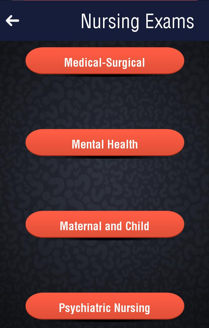 Nursing Exams for Android - APK Download