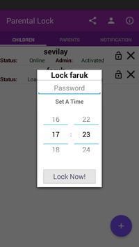 Parental Lock screenshot 5