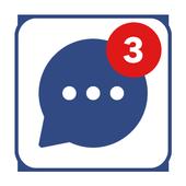 Lite Messenger - Quicker & Faster icon