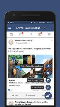 Lite Messenger - Quicker & Faster screenshot 9