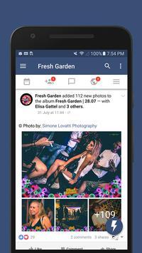 Lite Messenger - Quicker & Faster screenshot 1
