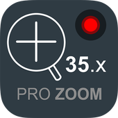 Magnifier PRO 35X Zoom for technical workers icon