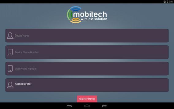 Mobitech Cell phone starter apk screenshot