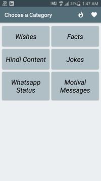 Message Collection apk screenshot
