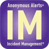 Anonymous Alerts Incident MGT icon