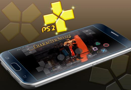 Gold PS2 Emulator (PRO PPSS2 Golden) poster