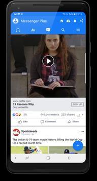 Messenger Plus screenshot 2