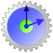 Chronomètre industriel icon