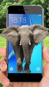 Elephant On Screen screenshot 3