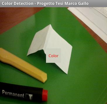 vEyes Color Detection-Romanian screenshot 2