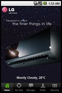 LG Smart Service poster