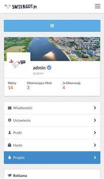 Świergot.pl screenshot 3