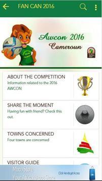 Fan Can 2016 apk screenshot