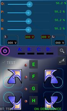 EduArdu01 Test Pad de control poster