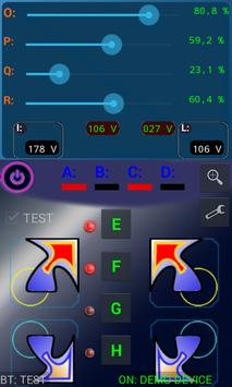 EduArdu01 Test Pad de control screenshot 1